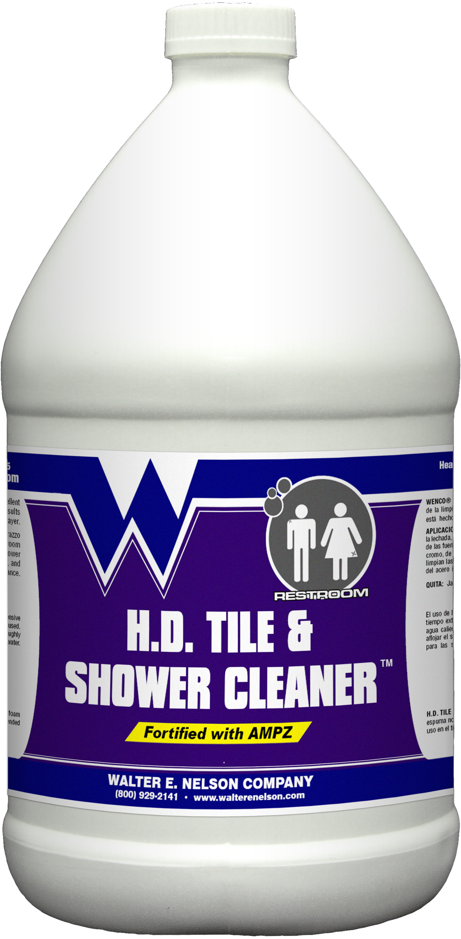 Wenco H D Tile Amp Shower Cleaner Gal Wenco Brand